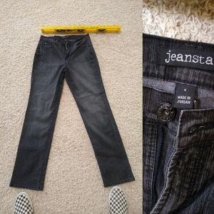 Jeanstar Size 6 Black VTG